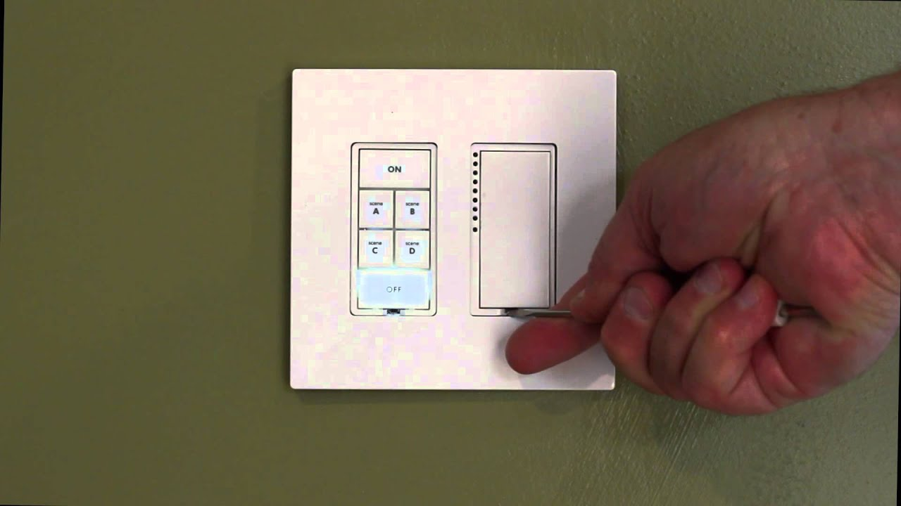 Performing A Factory Reset On An Insteon Wall Switch Or