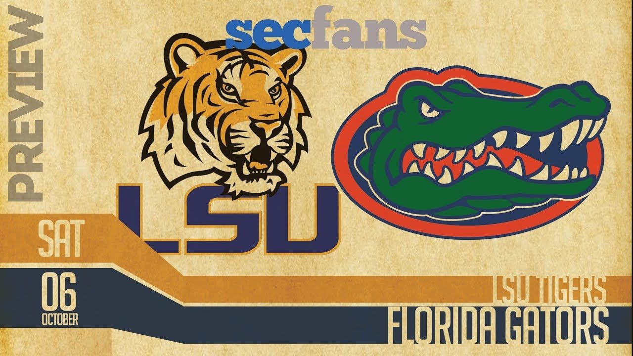 lsu vs florida 2018 preview predictions college football