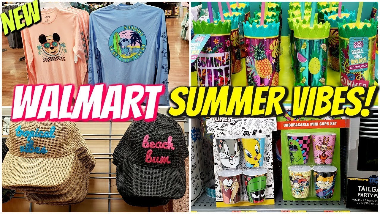 a3cd83f6 WALMART SPRING SUMMER FASHION FOR EVERYONE - APRIL SHOP WITH ME 2019 ...