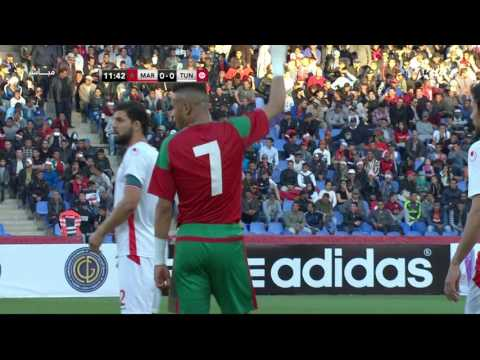 Morocco vs Tunisia - friendly match (28.03.2017)