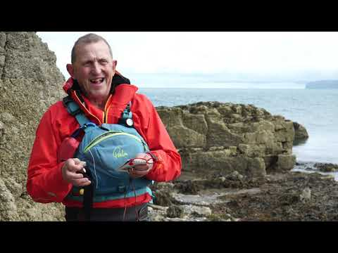 Whats In My PFD? With Sea Kayaking Guru Olly Sanders