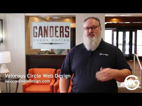 Valorous Circle Web Design