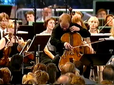 Anssi Karttunen plays Magnus Lindberg's Cello Concerto