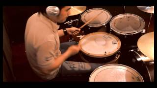 Adele - set fire to the rain drum cover