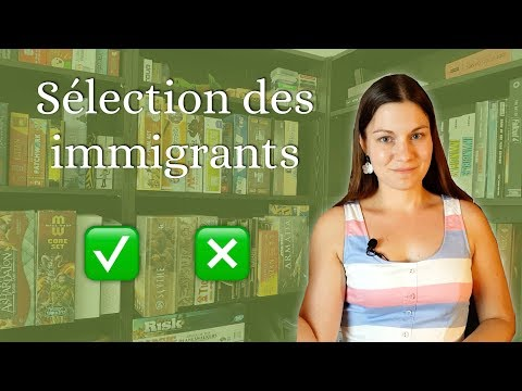 Comment Le Québec Et Le Canada Choisissent-ils Leurs Immigrants? [Épisode #5]