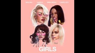 Kimberly Cover #12 - Girls by Rita Ora, Charlie XCX, Cardi B & Bebe Rexha