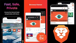 How To Use Brave Private Browser Secure fast web browser EASY GUIDE | Explore APPS On Playstore screenshot 3