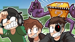 The UNLOCKY BLOCKS Of Doom ~ Minecraft Funny Moments!