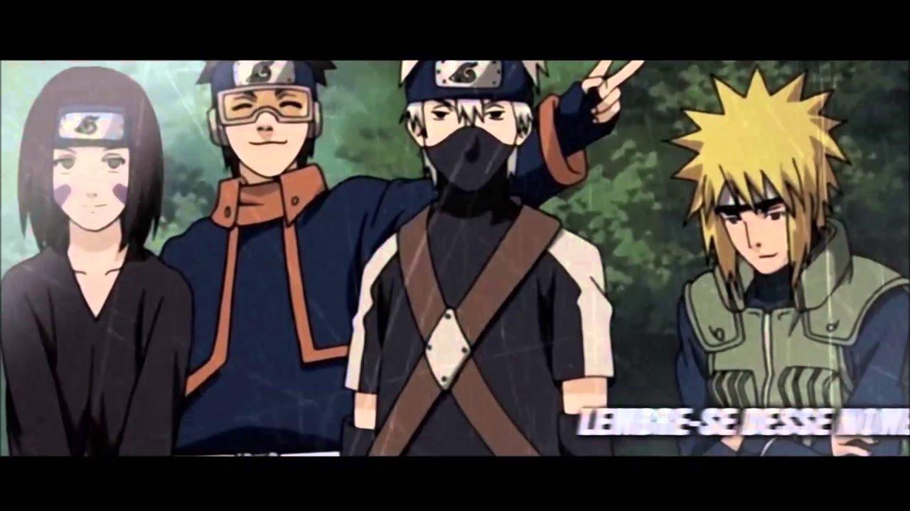 Rap do Kakashi Naruto 7 Minutoz Vs Tauz - YouTube