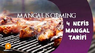 Mangal is coming! Sofralarınızı Şenlendirecek 4 Nefis Mangal Tarifi - Pratik Yemek Tarifleri
