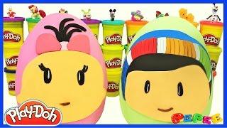 Pepee ve Bebe | Sürpriz Yumurta Oyun Hamuru Videoları 6 | Evcilik TV