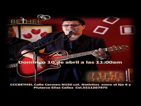 Invitado Especial Pastor Jaime Sanchez