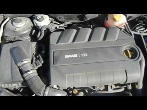saab 9-3 2007 engine Z19DTH