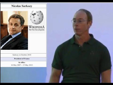 Dr.  STEVEN GREER, MURDER ATTEMPT; NICOLAS SARKOZY  - UFO/ET DISCLOSURE
