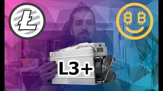 How Much Can The Bitmain Antminer L3+ Make - Litecoin