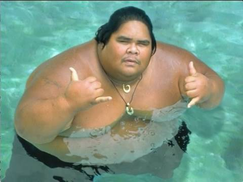 "OFFICIAL Somewhere over the Rainbow - Israel ""IZ"" Kamakawiwoʻole"