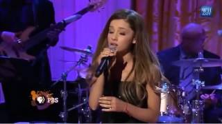 Ariana Grande - Women Of Soul Concert 2014 at the White Hou