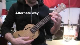 For what it's worth - karma ukulele lessons