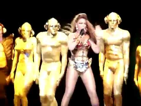 Beyoncé - Radio  (Live in budapest)