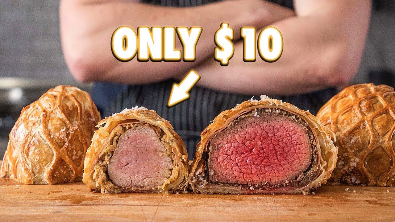 Beef Wellington (But Cheaper)
