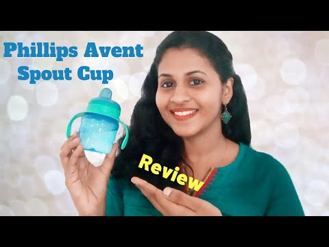 Phillips Avent Spout Cup/ Sippy Cup Review