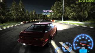 Fast Drifting: Improving Skills In Drift Streets Japan (Game)