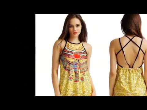 Beautiful Mini dress Styles - African Trendy Girls - Sexy Cuties
