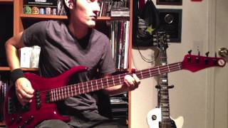 Deftones | Swerve City [Bass Cover]