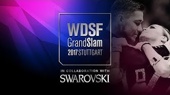 Betser - Abrazhevich, ISR | 2017 GS LAT Stuttgart | R1 J | DanceSport Total