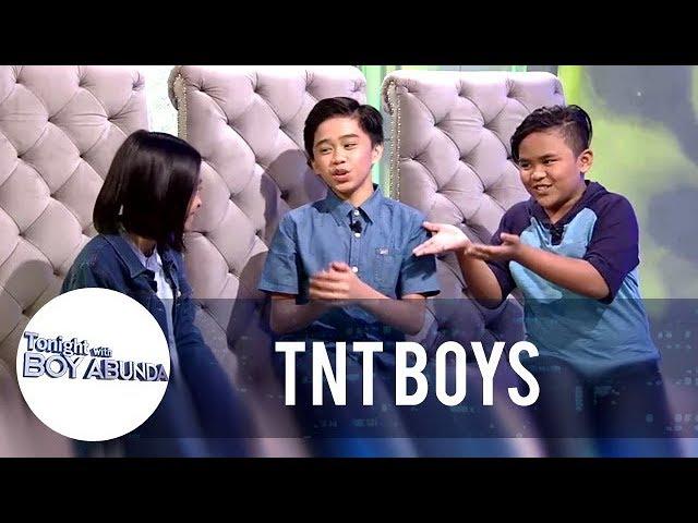 TWBA: Mackie and Francis sings for the birthday boy Keifer
