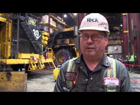 Coal Mining in BC: Paul Lafreniere, Heavy Duty Mechanic, USW