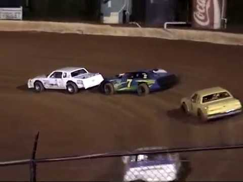 A LOOK BACK:  411 Motor Speedway Oct  6, 2007