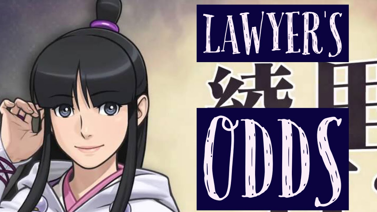 【Claire】Lawyer's Odds~Ace Attorney 【Original Song】