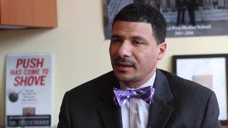 60 Seconds with Dr. Steve Perry