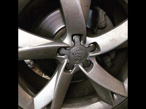 Автосервис и Ремонт автомобиля, AUDI A5, Ауди А5, Видеоурок. Профессиональная замена шруса. Часть2.