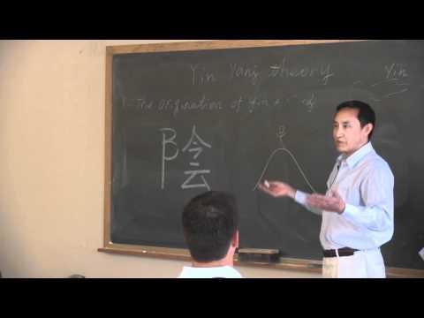 Yin Yang Theory by Dr. Wu, Chinese Medicine, AOMA