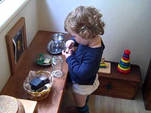 17 or 18 months - matchsticks concentration