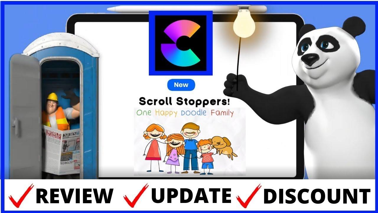 CreateStudio June 2021 Update