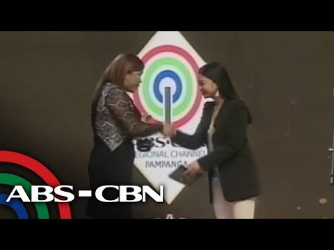 UKG: ABS-CBN humakot ng parangal!