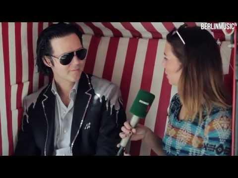 """Alexander Marcus im Interview über """"Kristall"""" - BERLINMUSIC.TV"""