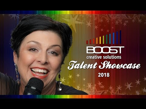Thank You to the Sponsors and Performers of the Boost Talent Showcase 2018