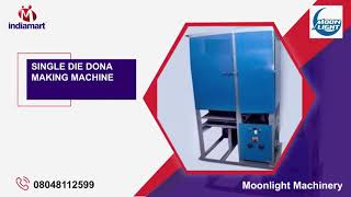 Bowl and Dona Making Machine Manufacturer