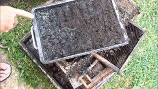 BEEKEEPING: Resurrecting a LONG TIME Dead Bee Hive.
