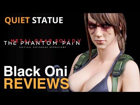 Gecco Quiet Statue Review