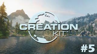 Skyrim Creation Kit Tutorial #5 - Создаем свой дом