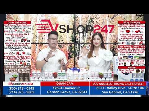 VSHOP 247 Show #127 I Mua Sắm Online.