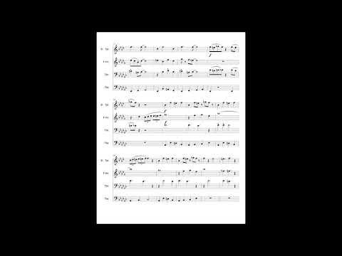 Blue Devils Trombone Feature 2017 Transcription