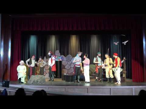 2017 The Pirates of Penzance