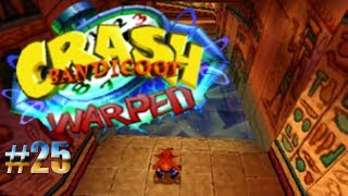 Con el agua al cuello/Crash Bandicoot: Warped #25