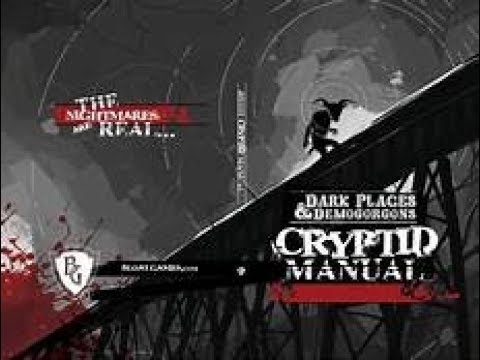 Bloat Games Cryptid Manual ~ Pre Kickstarter Review